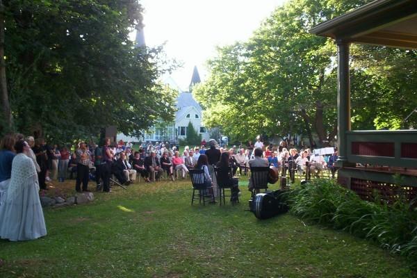 Wyatt Heritage Properties Concerts in the Garden
