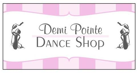 Demi Pointe Dance Shop