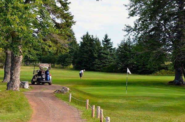 Forest Hills Golf Course, Cavendish, PEI