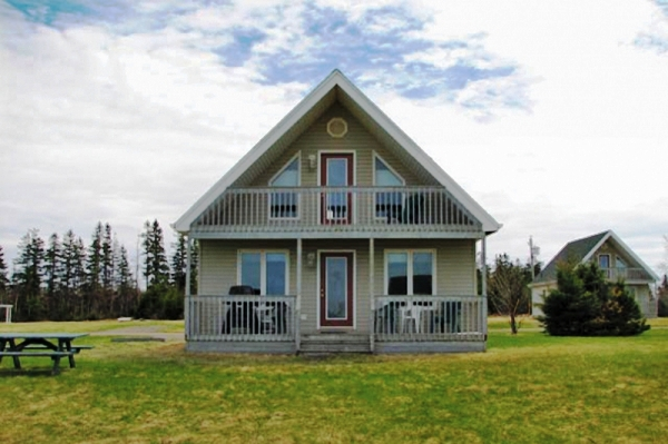 Swept Away Cottages   Welcome PEI
