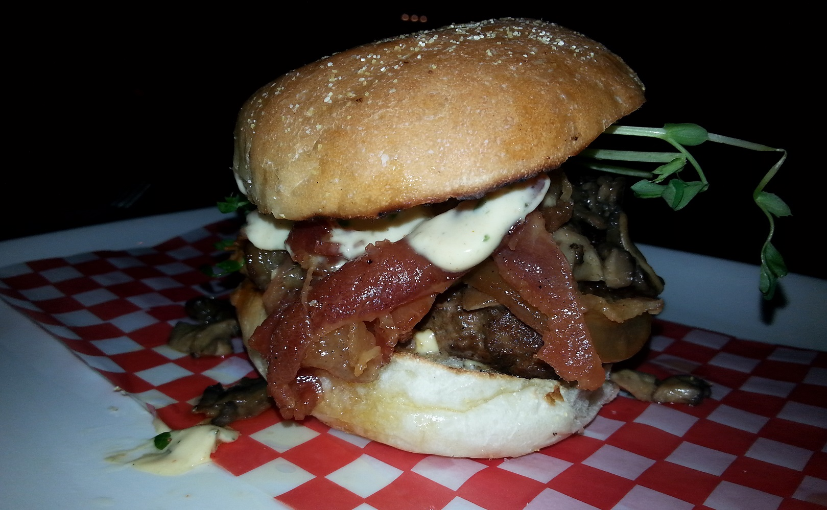 PEI Burger Love - Sims Corner Steakhouse & Oyster Bar