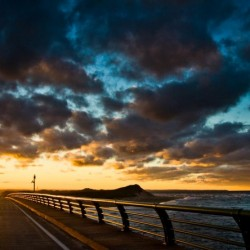 Gorgeous coastal drive on Prince Edward Island.