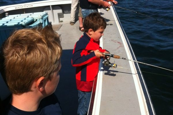 Ernie's Charter Fishing, PEI