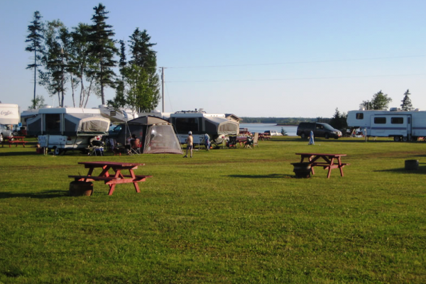 Seal Cove Campground & Golf Course