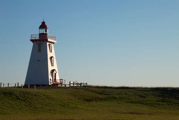 Souris Lighthouse & Gift Shop