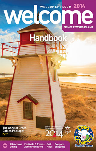 Welcome PEI Handbook 2014