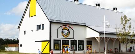 Cow's Creamery Building
