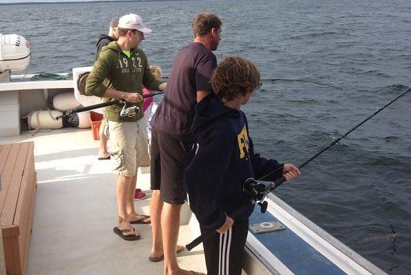 Misty Blue Waters Deep Sea Fishing & Tuna Charters