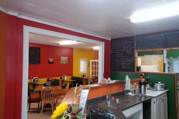 The Juice Box Café