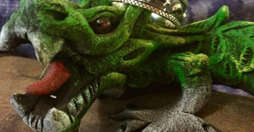 Magik Dragon, PEI