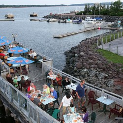 Lobster of the Wharf, Charlottetown, Prince Edward Island