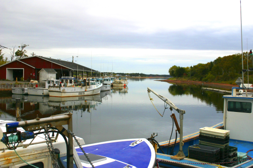 Murray Harbour Marina