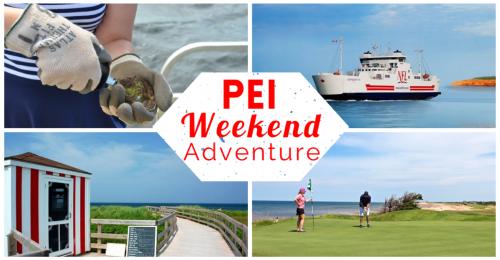PEI Weekend Adventure