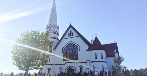 Festival of Small Halls - St Mary's Church, PEI