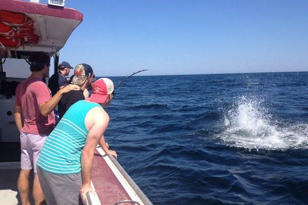 Joey's Deep Sea Fishing, PEI