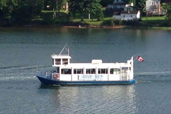 Montague River Run Dining Cruise