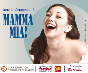 Confederation Centre 2016 – Mamma Mia!