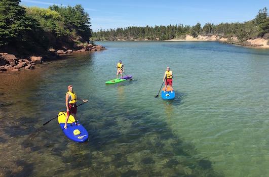 East Coast Paddle Adventures