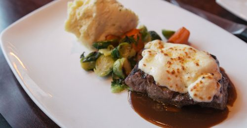 Sims Crusted Fillet
