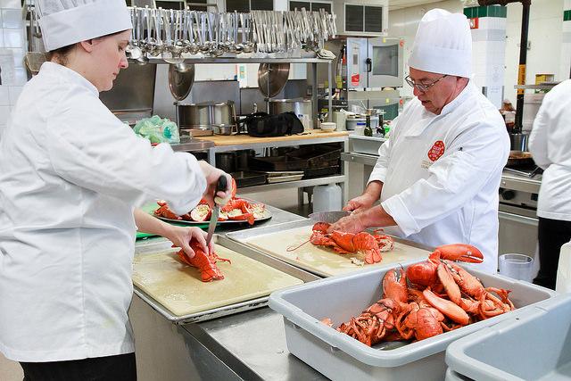 Culinary Kitchen Culinary Institute Of Canada Pei