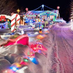 North Rustico Christmas, Photo by Rachel Peters