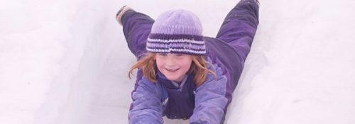 Jack Frost Ice Slide