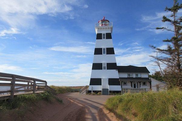 West Point Lighthouse Inn & Museum