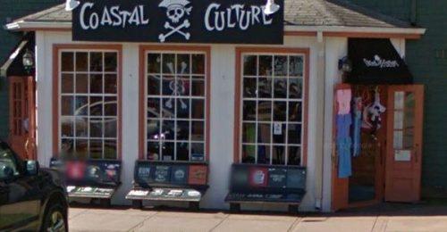 Coastal Culture, Peakes Wharf, PEI