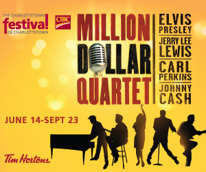 Confederation Centre 2017 – Million Dollar Quartet
