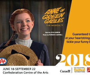 Confederation Centre 2018 – Anne