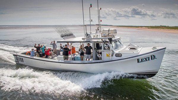 Aiden's Deep-Sea Fishing