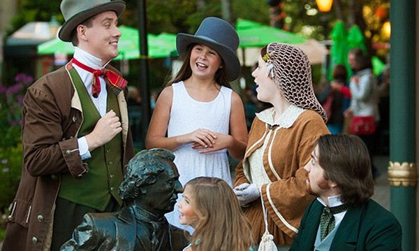 Confederation Players Walking Tours
