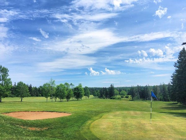 Forest Hills Golf Club Welcome Pei
