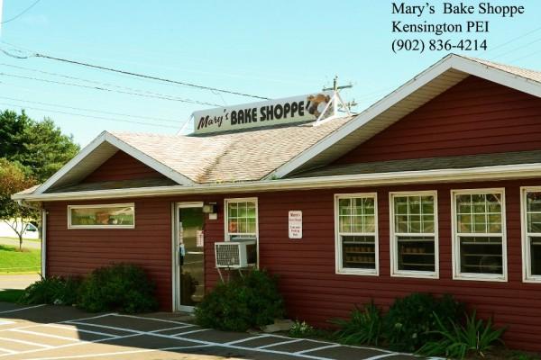 Mary's Bake Shoppe