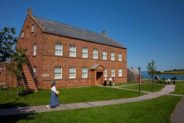 Farmers' Bank of Rustico Museum & Doucet House