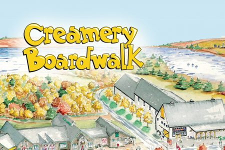 Creamery Boardwalk