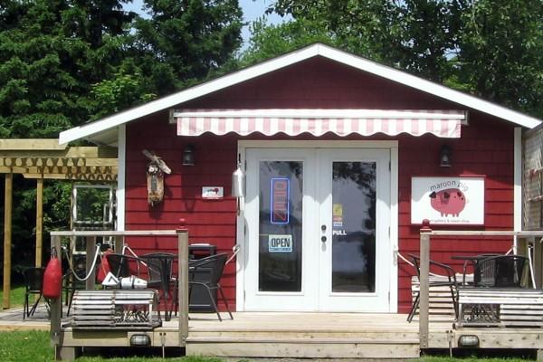Maroon Pig Art Gallery & Sweet Shop