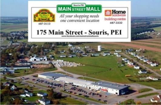 Main Street Mall Souris