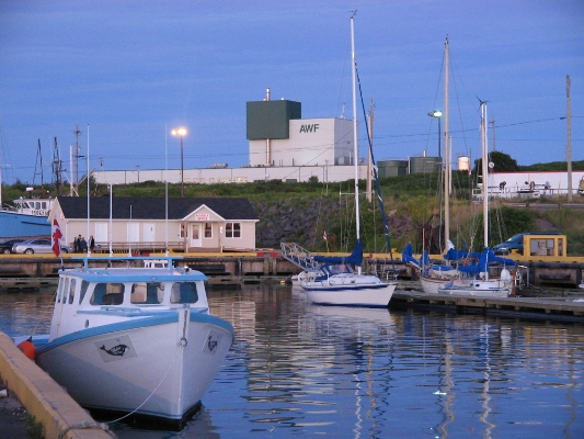 Souris Harbour, Marina and Ferry Terminal