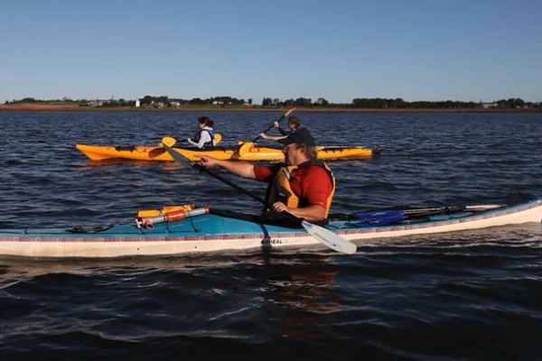 By The Sea Kayaking