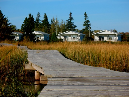 Century Farm Waterfront Cottages