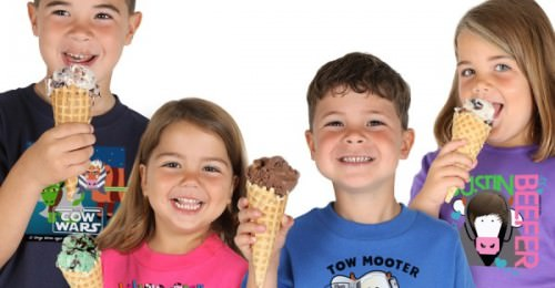 Visit COWS Ice-Cream for the best ice-cream in Canada!