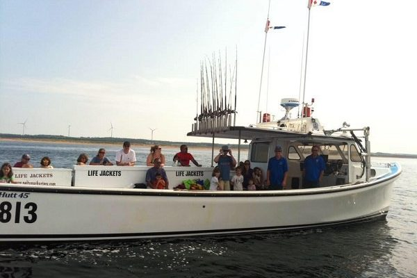 MacNeill's Tuna & Deep Sea Fishing Charters, PEI