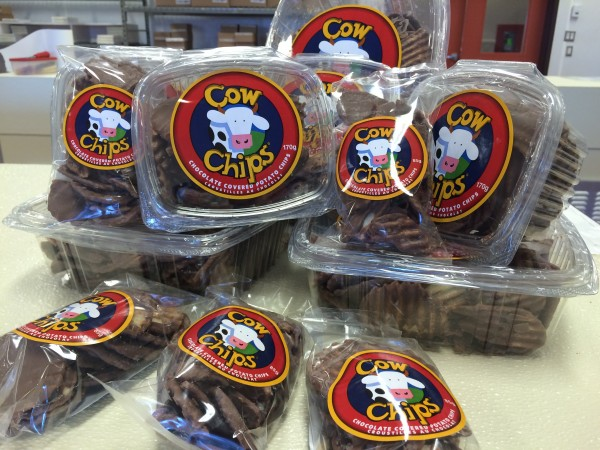 Cow Chips At Anne Of Green Gables Chocolates Welcome Pei