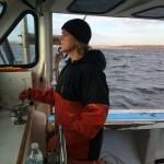 Sailing the Fishing Boat