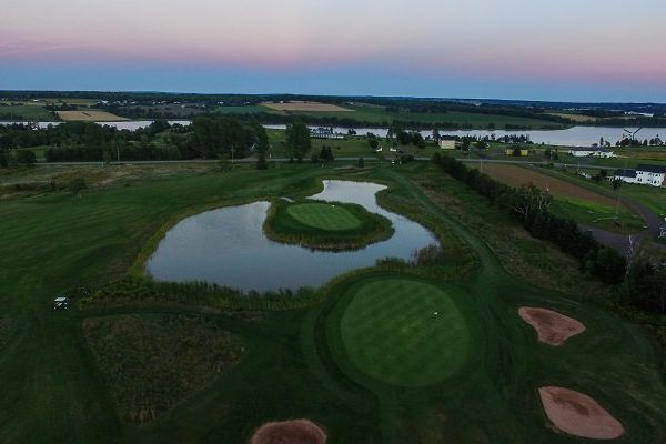 Clyde River Golf Club, Prince Edward Island
