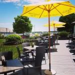 Brakish Eastcoast Dockside Drinkery, Charlottetown Prince Edward Island