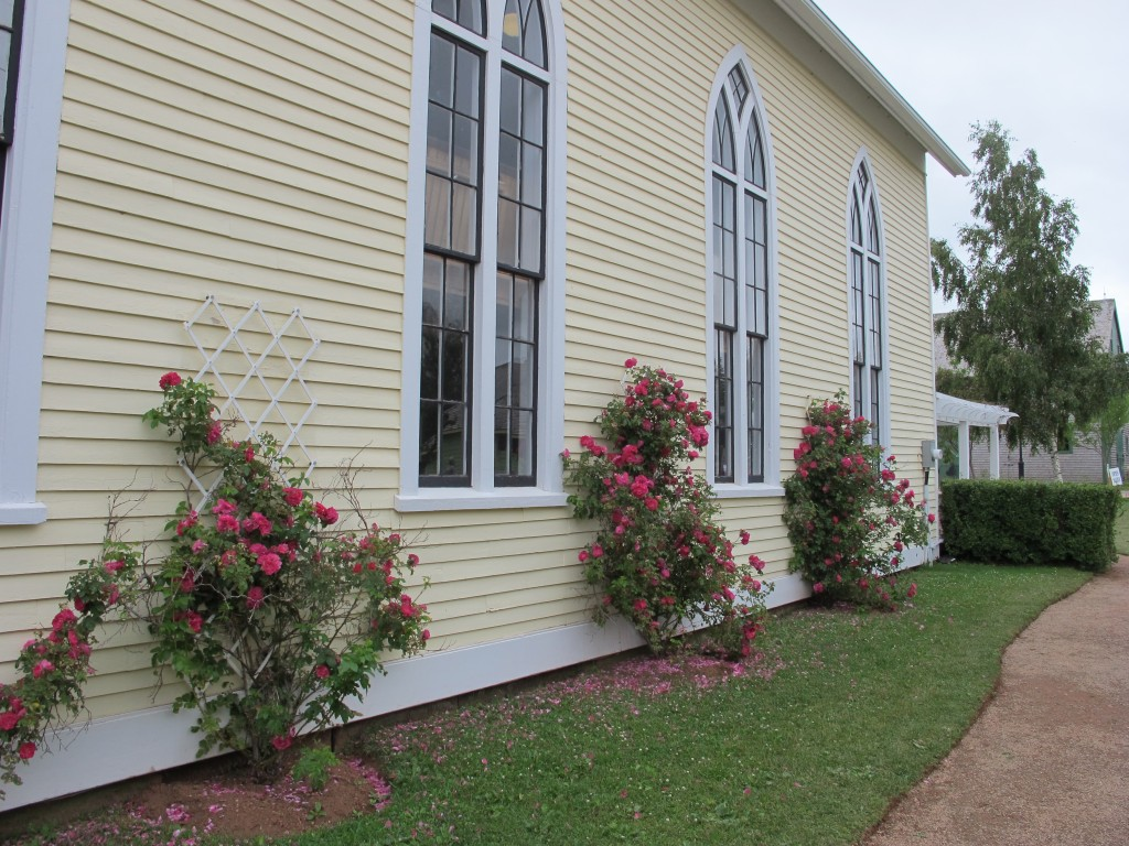 Avonlea Village Church