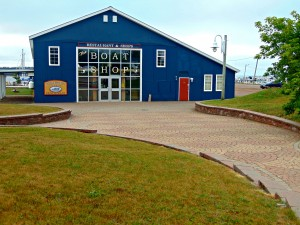 The Boat Shop, Northport, PEI