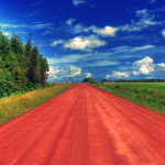 Red Dirt Road Photo by Keith Watson